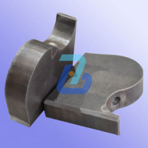 CNC Mild Steel Flame Cutting Manufactured Parts pictures & photos