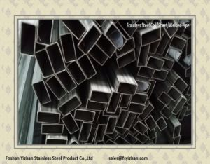 Wholesale Stainless Steel Welded Rectangular Tube pictures & photos