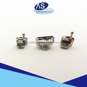 as-Orthodontic Manufacturer Self Ligating Bracket pictures & photos