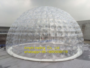 Inflatable Clear Cube Tent pictures & photos
