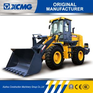 XCMG 4ton Wheel Loader Lw400fn with Good Price for Sale pictures & photos