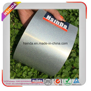 Bright Shiny Silver Metallic Powder Coating for Auto Alloy Wheels Paint pictures & photos