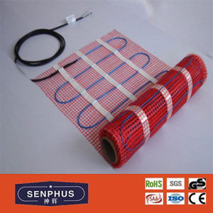 Floor Heating Parts Type and Floor Heating Mats pictures & photos