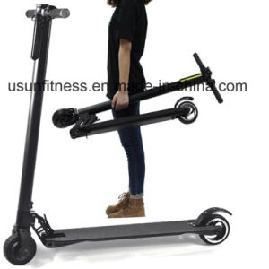 2017 New 5inch Wheel 250W Electric Scooter with Speed Display pictures & photos