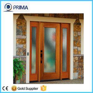 Cheap Price Melamine Interior Wood Door pictures & photos