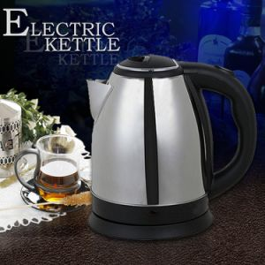 Cheap Price 1.8L Stainless Steel Electric Kettle (180GC) pictures & photos