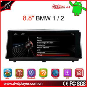 """Hl-8841GB 8.8"""" for BMW 1 F20/2 F22 Navigation GPS Android 5.1 WiFi Connection pictures & photos"""
