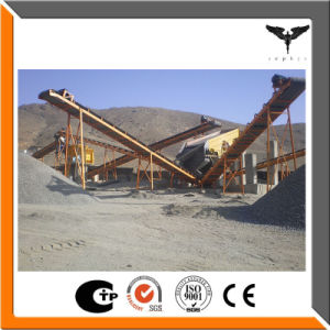 Large Capacity Stone Crusher Screening Plant / Stone Quartz Production Line pictures & photos