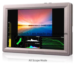 "Waveform /Vector Scop/ Peaking Focus 3G-Sdi 7"" TFT LCD pictures & photos"