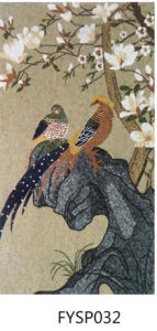 Building Material Glass/Ceramic/Marble Mosaic Art Pattern Tile (FYSP029) pictures & photos