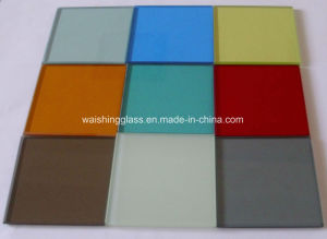 Clear or Colored Laminated Glass Manufacturer From China pictures & photos
