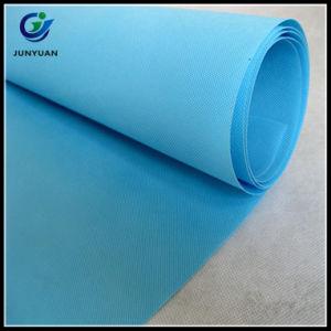 Eco-Friendly Polypropylene Spun-Bonded Nonwoven Fabrics Roll pictures & photos