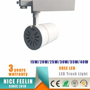 5-Years Warranty Best Price Epistar COB LED 40W Track Light pictures & photos