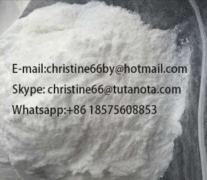 Raw Halotestin Is an Extremely Powerful Anabolic Androgenic Steroid CAS: 76-43-7 Powder pictures & photos