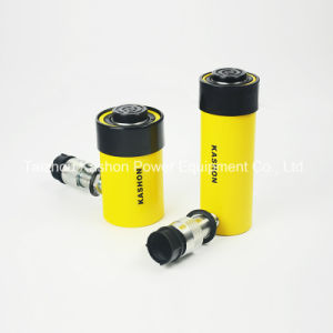 Hot Sale portable Single Acting Hydraulic Cylinder Jack with Best Price pictures & photos