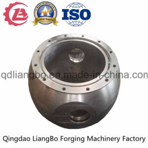 Customized Forged Ball Valve Body by Factory Supply