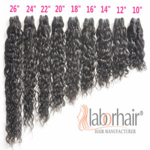 Labor Hair Products Brazilian Hair Weave Bundles Italy/Franch Wave Virgin Hair 105g, Top Human Hair Extension Bundles pictures & photos