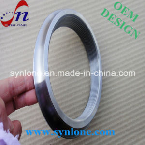 Machining Stainless Steel Connection Flange pictures & photos