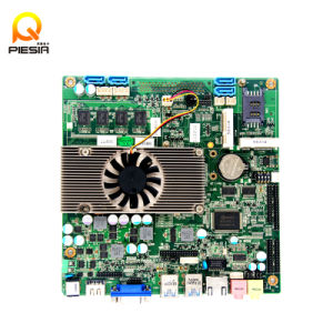 Dual Core Motherboard with 2*Mini-Pcie Socket, Support Pcie and USB Device for Rugged Tablet PC pictures & photos