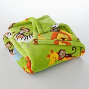 Hot Sale Printed Coral Fleece Blanket for Bed Cover pictures & photos