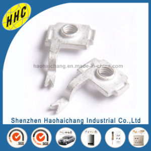 OEM Aluminum Terminal Block Connector for Automobile