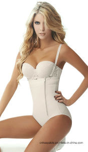 Ladies Bodysuit Wholesalebody Slimming Shapewear for Sale pictures & photos