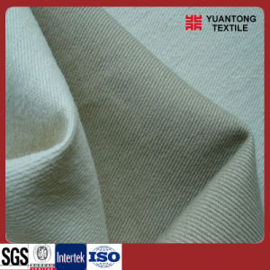 100% Cotton High Quality Woven Twill Workwear Fabric pictures & photos