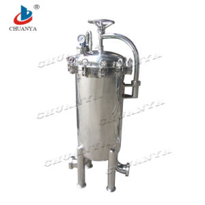 China Stainless Steel Multi Bag Filter Housing pictures & photos