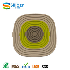 Flexible Separable Silicone Pan Liner Placemat Table Protector Tablemat