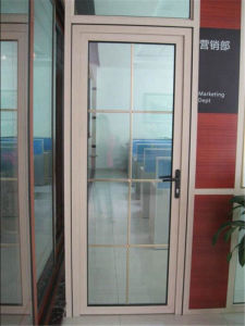 Factory Price Best Sell Aluminum Swing Doors pictures & photos
