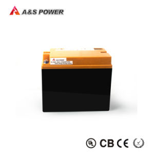 Rechargeable Solar Storage Lithium Li Ion Battery 12V 60ah pictures & photos
