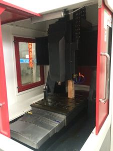 450mm*500mm Vertical CNC Engraving and Milling Machine (GS-E550) pictures & photos