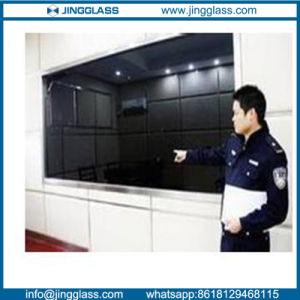 Safety Laminated One Way Mirror Glass in Court and Detention House pictures & photos