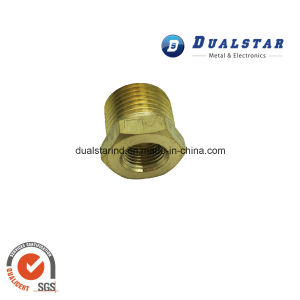 Hot Sale Brass Pneumatic Pipe Fitting for Hydraulic System pictures & photos