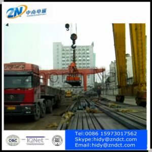Electromagnetic Lifter for Handling Steel Billet on Crane MW22-17070L/1 pictures & photos