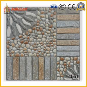 400X400mm Cobbled Stone Rustic Floor Tile for Garden pictures & photos