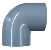 BS En 1452 Elbow 90; - PVC Pipe Fitting pictures & photos