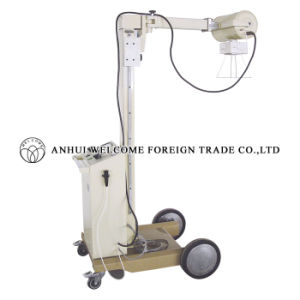 100mA Mobile X-ray Machine for Medical Use pictures & photos