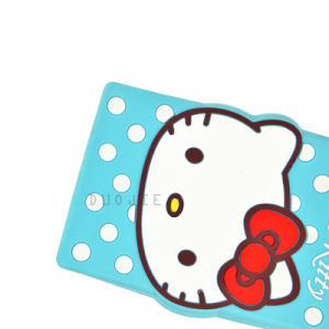 Cute Cartoon Hello Kitty Silicone Case for iPad Mini Mobile Phone Cover (XS-A3) pictures & photos