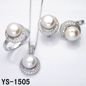 Fashion Jewelry Set Silver 925 Factory Wholesale pictures & photos