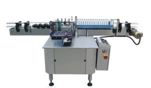 Cold Glue Paper Label Paster Machine pictures & photos