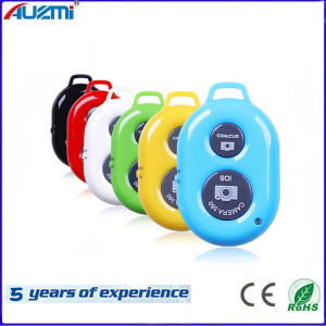 Wireless Mini Colorful Bluetooth Remote Shutter pictures & photos