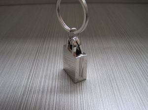 Promotion Item Metal Keychain for Souvenir pictures & photos