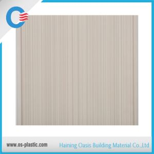 Chinese Wood Laminated PVC Ceiling Panel pictures & photos