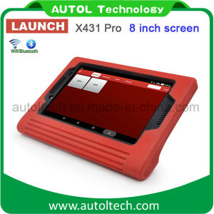 Launch New X431 PRO Universal Full System Car Diagnostic Scan Tool with 8 Inch Touch Screen pictures & photos