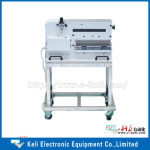 PCB Depaneling Machine Guillotine PCB Cutting Machine CNC Router pictures & photos