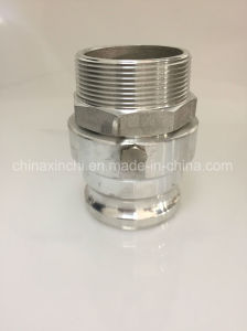 Aluminum Camlock Coupling with Swivel Adapter pictures & photos