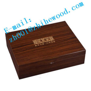 Factory Price Branded Wooden Jewelry Box for Gift