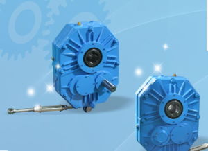 Ws50 Sicoma Shaft Mounting Gearbox for Conveyor Belt pictures & photos