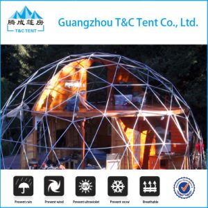 Transparent Plastic Pacific Shelter Sport Gaming Dome Tent pictures & photos